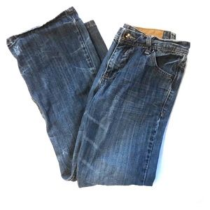 DKNY girls jeans size 14